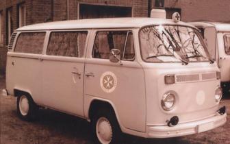Volkswagen Transporter (T2)